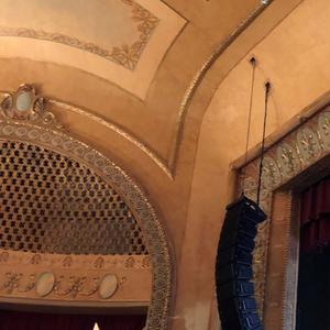 Palace Theatre RCF Line Array
